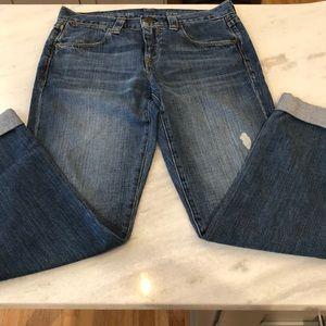 Jcrew Vintage Slim Jean